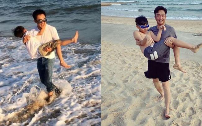 Cường Đô La lên tiếng về chuyện đã lâu không cập nhật hình ảnh của bé Subeo - Ảnh 3.