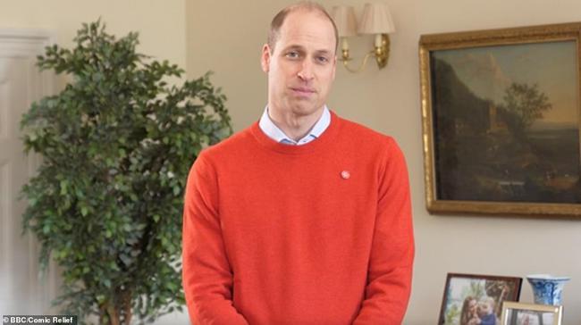 Harry lần đầu tiên lộ diện sau cuộc phỏng vấn bom tấn, bị dân mạng mỉa mai bởi một chi tiết sai lầm tai hại trong khi Hoàng tử William xuất hiện nổi bật - Ảnh 2.