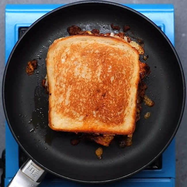 """Tối nay dành ra 20 phút vào bếp, ngày mai cả gia đình sẽ có bữa sáng """"sang xịn mịn"""" và quan trọng nhất là đủ chất để chào tuần mới! - Ảnh 9."""