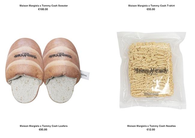 """Gói mì tôm với hương vị """"như quần áo hàng hiệu sang chảnh"""" khiến dân mạng té ngửa, giá """"sương sương"""" bằng cả chiếc túi xách - Ảnh 5."""
