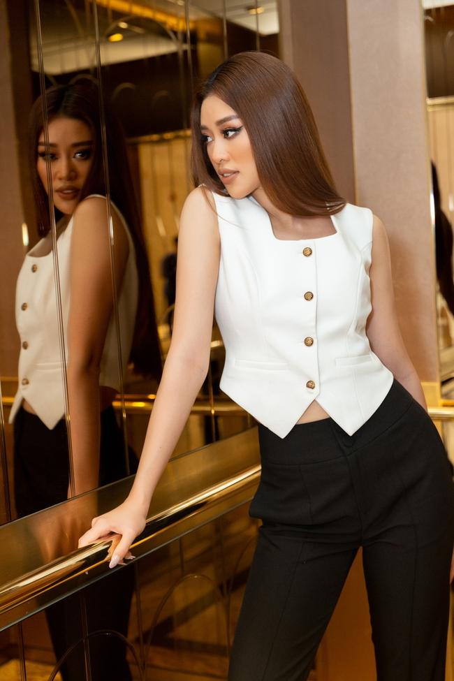 Hoa hậu Khánh Vân bị chê không đẹp, không sang như H'Hen Niê, Võ Hoàng Yến thẳng mặt chỉ ra điều này  - Ảnh 4.