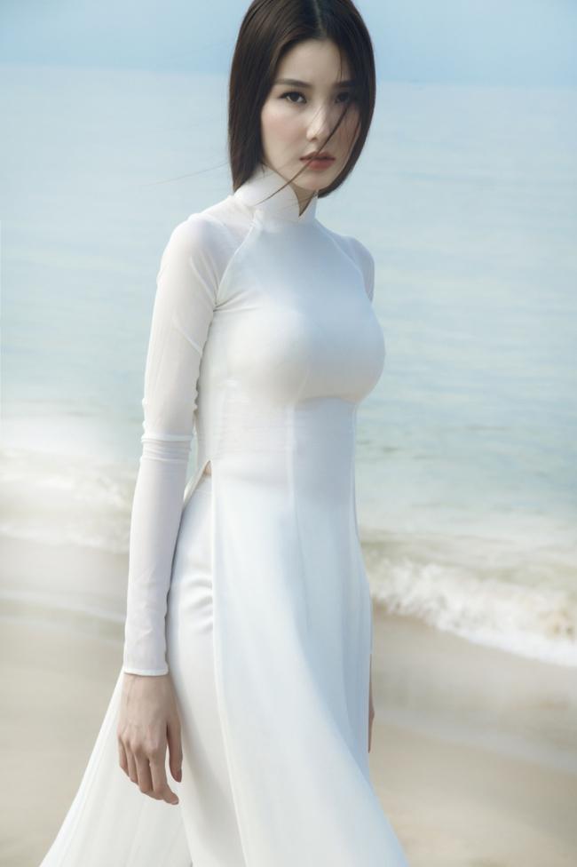 """Diễm My 9x đẹp trong veo với hình ảnh áo dài nữ sinh, fan bồi hồi nhớ Phan Linh """"Tình yêu và tham vọng"""" - Ảnh 9."""