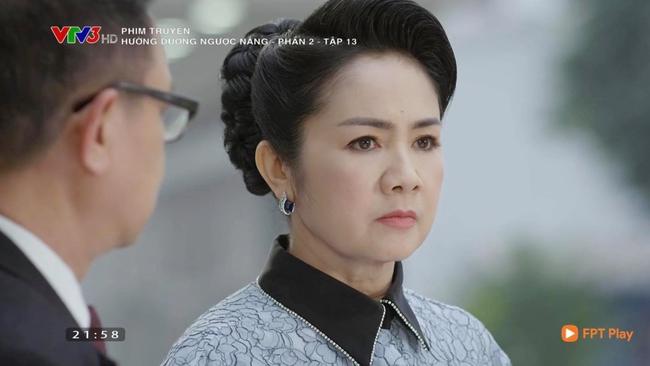 Hướng dương ngược nắng: Ông Quân đã nói hay còn nói đúng, bà Cúc đành nghe lời, hợp tác với Minh cứu Cao Dược - Ảnh 1.