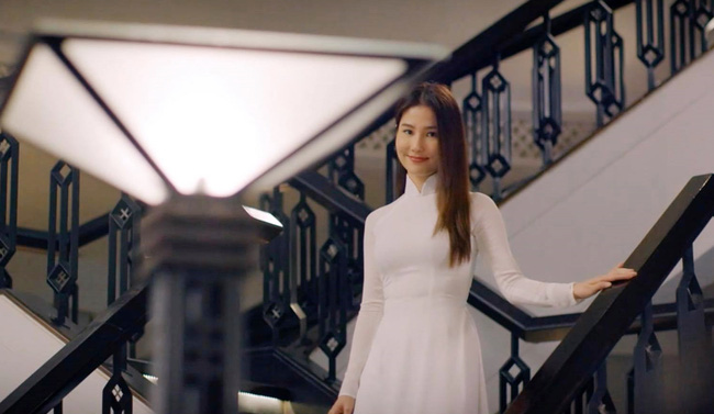 """Diễm My 9x đẹp trong veo với hình ảnh áo dài nữ sinh, fan bồi hồi nhớ Phan Linh """"Tình yêu và tham vọng"""" - Ảnh 4."""