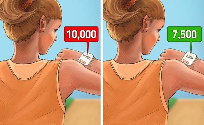 Nếu không thể đi đủ 10.000 bước chân thì bạn cần đi bao nhiêu bước mỗi ngày để khỏe mạnh? - Ảnh 4.