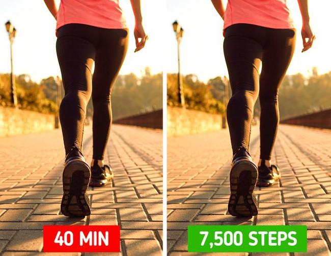 Nếu không thể đi đủ 10.000 bước chân thì bạn cần đi bao nhiêu bước mỗi ngày để khỏe mạnh? - Ảnh 5.