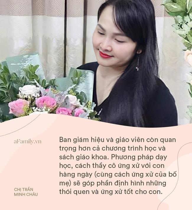 Bà mẹ Hà Nội lập bảng tiêu chí chọn trường tiểu học cho con cực chi tiết với 5 yếu tố quan trọng: Chương trình tiếng Anh không phải ưu tiên số 1 - Ảnh 6.