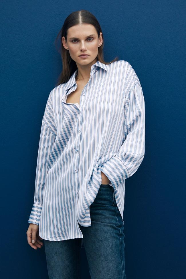 Nàng BTV khẳng định mua kiểu áo sơ mi này là quyết định cực sáng suốt vì mặc kiểu gì cũng đẹp - Ảnh 7.