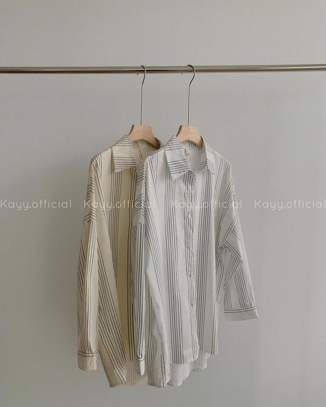 Nàng BTV khẳng định mua kiểu áo sơ mi này là quyết định cực sáng suốt vì mặc kiểu gì cũng đẹp - Ảnh 11.