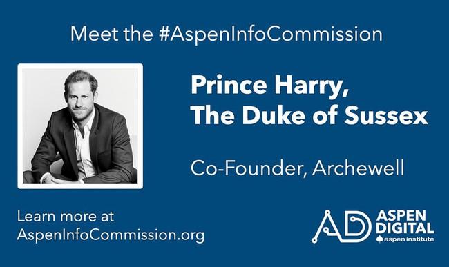 Vừa làm giám đốc công ty tỷ đô, Harry lại công bố việc làm thứ hai vô cùng đặc biệt, chiếm hết spolight  - Ảnh 1.