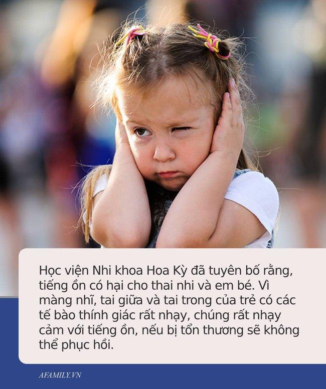5 điều ngấm ngầm gây hại thính giác trẻ em, phần lớn các gia đình đều mắc phải - Ảnh 2.