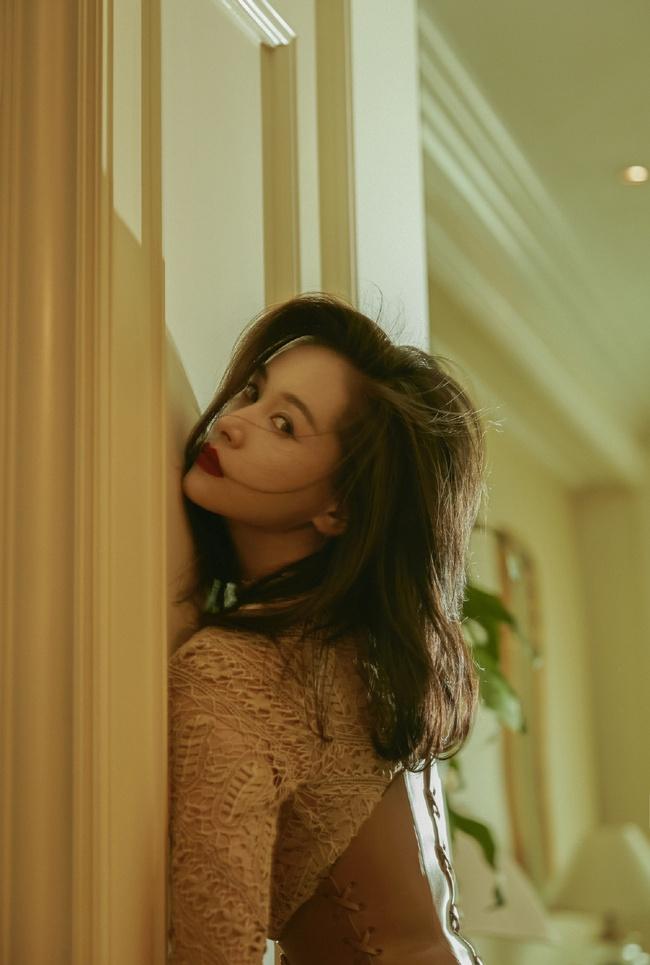 Dàn mỹ nhân Cbiz cùng sinh năm 1987: Lưu Diệc Phi từng bị đồn phá thai, Triệu Lệ Dĩnh bị yêu cầu rời khỏi showbiz vì EQ thấp - Ảnh 21.