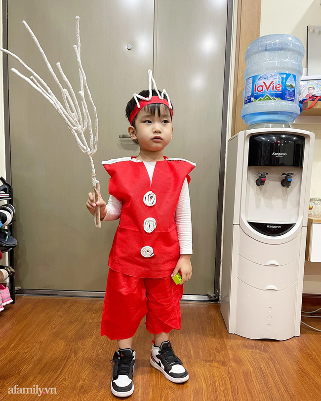Mẹ Hà Nội chia sẻ chi tiết quy trình đưa con đi khám và phẫu thuật dính thắng lưỡi ở Bệnh viện Nhi Trung ương - Ảnh 4.