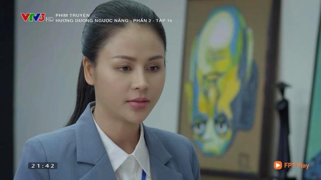 Hướng dương ngược nắng: Bà Cúc bất ngờ quan tâm lo lắng cho Minh giữa lúc con gái ruột mới gây thêm họa tày đình - Ảnh 2.