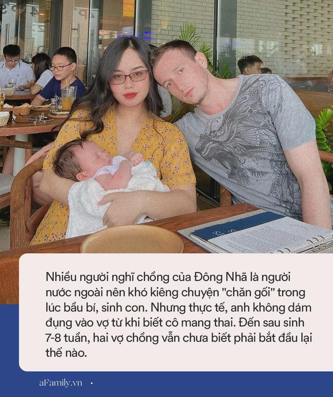 """Mẹ Cần Thơ lấy chồng ngoại quốc, mang thai được chiều như công chúa, kể chuyện """"chăn gối"""" trong lúc bầu bí, sau sinh như tấu hài - Ảnh 10."""