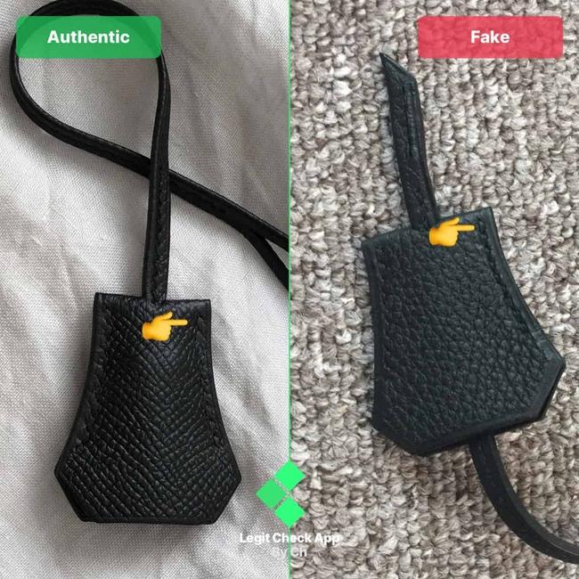CEO ứng dụng check hàng giả mách chị em 4 bước phân biệt túi Hermes Kelly thật - giả như một tay chơi thứ thiệt - Ảnh 5.
