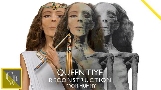 """Tái hiện gương mặt xác ướp bí ẩn """"quý bà nghìn tuổi"""", các nhà khoa học khiến dân mạng sửng sốt về vẻ đẹp phụ nữ xưa, sự thật có được như thế? - Ảnh 4."""