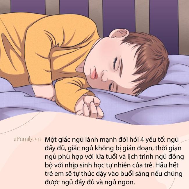 Với 4 kỹ thuật đơn giản và siêu hiệu quả này, bố mẹ hoàn toàn có thể giúp trẻ chìm vào giấc ngủ nhanh chóng - Ảnh 3.