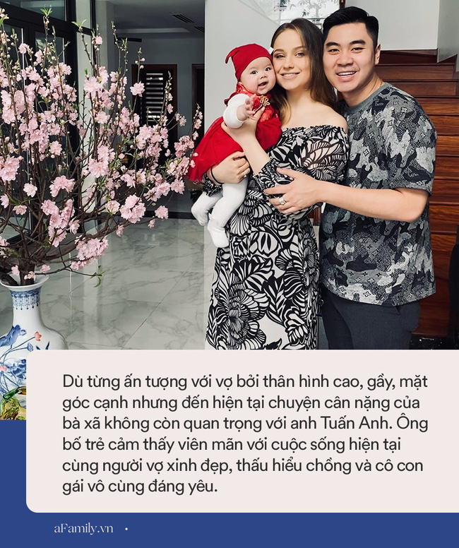 Chàng CEO Việt lấy vợ ngoại quốc vì mê thân hình mảnh mai, cưới xong vợ bầu tăng thêm 35kg, cảnh bỉm sữa lại càng hài hước - Ảnh 11.