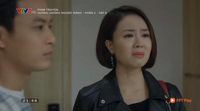 """Hướng dương ngược nắng: Vỹ sắp tung clip """"full không che"""" của Châu và đổ  tội cho Minh"""