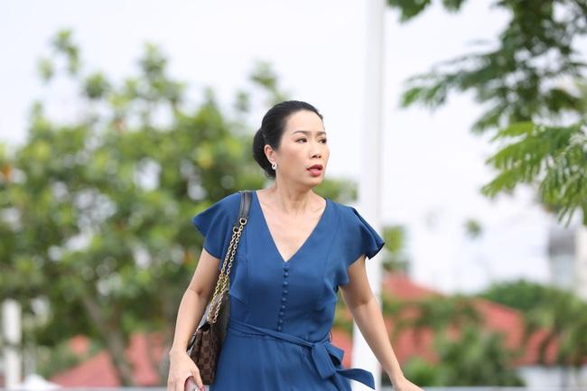 Trịnh Kim Chi hóa thân vào vai mẹ đơn thân quyền lực trong phim mới  - Ảnh 1.