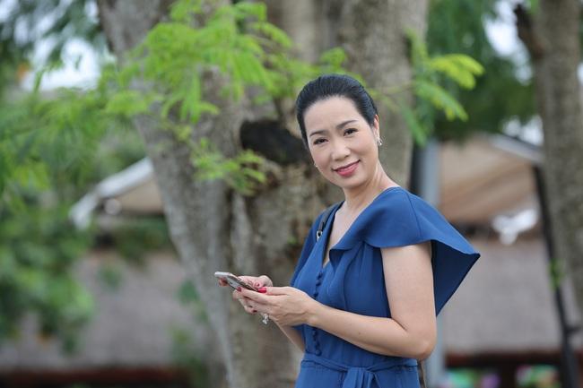 Trịnh Kim Chi hóa thân vào vai mẹ đơn thân quyền lực trong phim mới  - Ảnh 2.