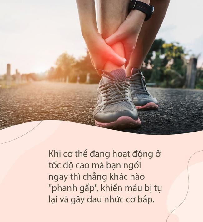 Vừa đi bộ xong đừng dại mà mắc 5 việc này kẻo tự hại bản thân, khiến cơ thể dễ đau ốm và giảm thọ trông thấy - Ảnh 4.