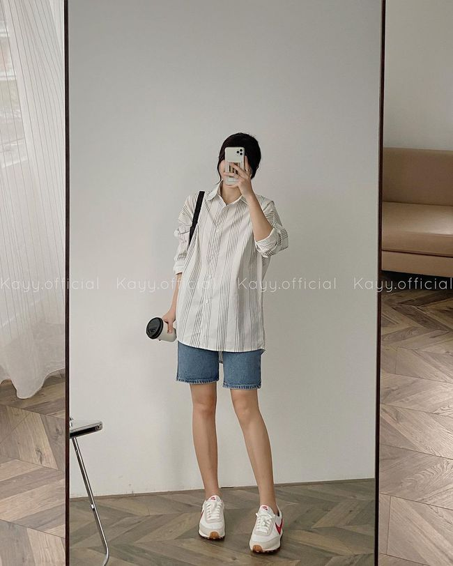 """Song Hye Kyo cứ diện quần shorts là hay bị """"fail"""", chị em xem mà rút ra được kha khá bài học - Ảnh 10."""