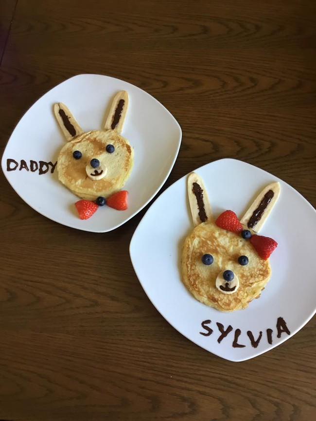 """Thấy con lười ăn rau, ông bố liền tạo nên """"bữa ăn hạnh phúc"""", nhìn thôi cũng thấy thèm - Ảnh 6."""