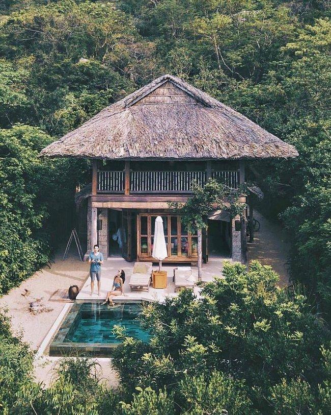 Gia đình Hà Kiều Anh nghỉ dưỡng ở Nha Trang - Ảnh 6.
