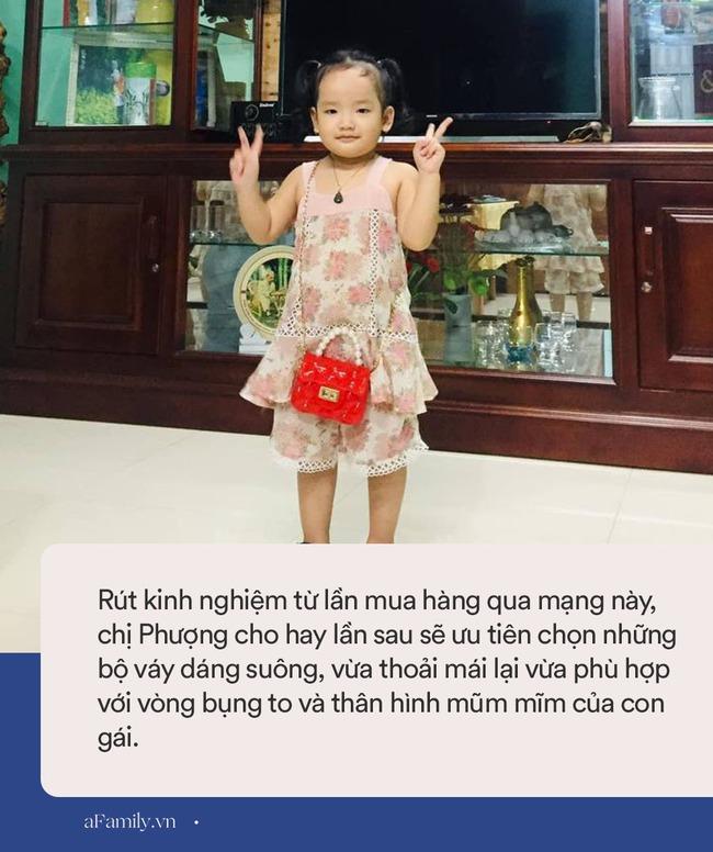 Nhận chiếc váy điệu đà mua qua mạng cho con, mẹ trẻ hí hửng mặc thử cho bé và cái kết khiến hai mẹ con cười muốn xỉu - Ảnh 4.