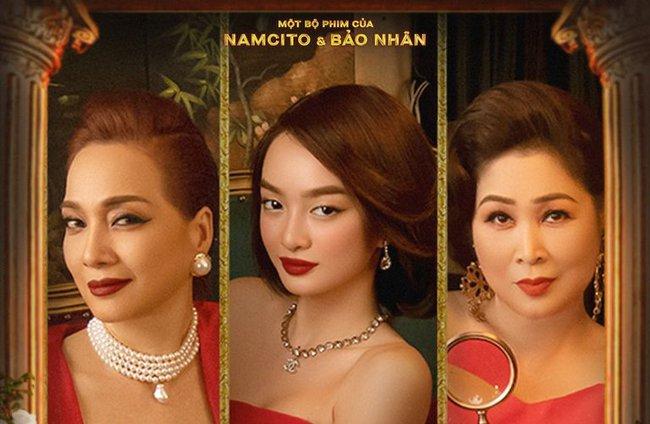 """Review """"Gái già lắm chiêu V"""": Khóc mà sang chảnh, Kaity Nguyễn đẹp miễn bàn, vẫn còn sạn nhưng mà đáng xem  - Ảnh 1."""