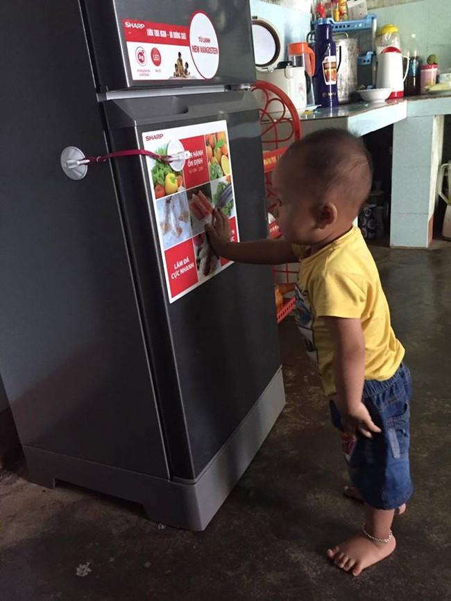 """Mẹ trẻ lên mạng cầu cứu vì con tối ngày mở tủ lạnh, ngờ đâu nhiều nhà còn chịu cảnh khủng khiếp hơn mà chỉ biết """"bó tay"""" bất lực - Ảnh 10."""