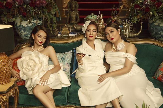 """Review """"Gái già lắm chiêu V"""": Khóc mà sang chảnh, Kaity Nguyễn đẹp miễn bàn, vẫn còn sạn nhưng mà đáng xem  - Ảnh 7."""