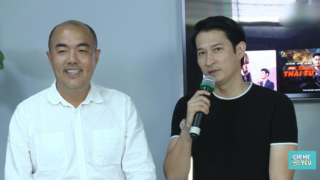 """Ngọc Trinh đóng cảnh """"nhạy cảm"""" với Huy Khánh, nam diễn viên không dám kể cho vợ biết - Ảnh 4."""