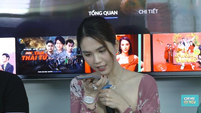 """Ngọc Trinh đóng cảnh """"nhạy cảm"""" với Huy Khánh, nam diễn viên không dám kể cho vợ biết - Ảnh 2."""