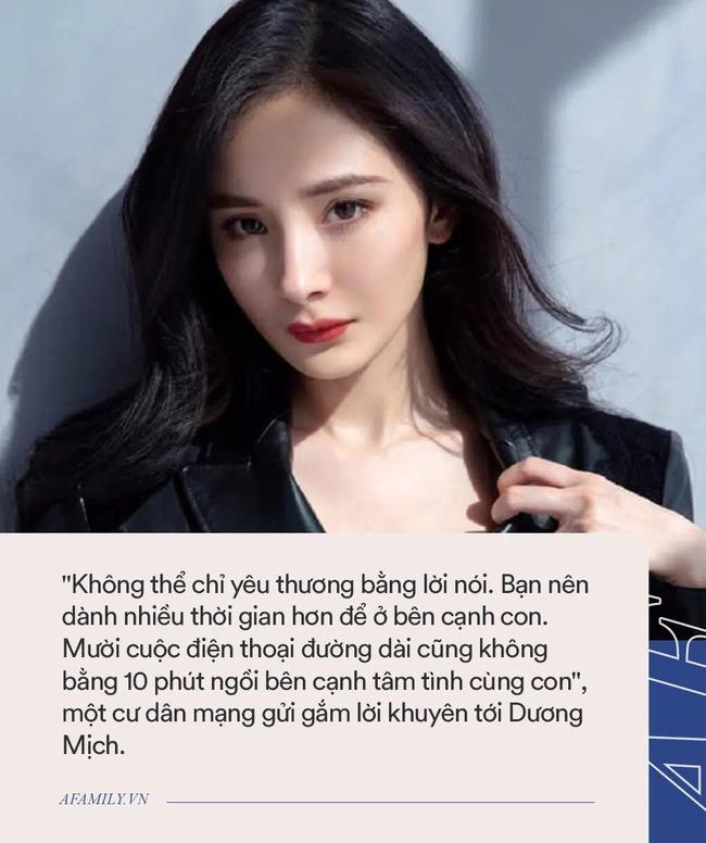 Bố chồng cũ lên báo kể 1 câu chuyện, dân tình liền xót xa, lên tiếng trách Dương Mịch: Làm ơn nuôi dạy con gái cho tốt - Ảnh 3.