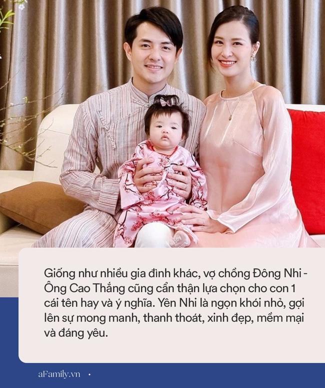Tiết lộ tên thật của cặp sinh đôi nhà Hồ Ngọc Hà, Đặng Thu Thảo và loạt em bé nhà sao Việt mới chào đời  - Ảnh 3.