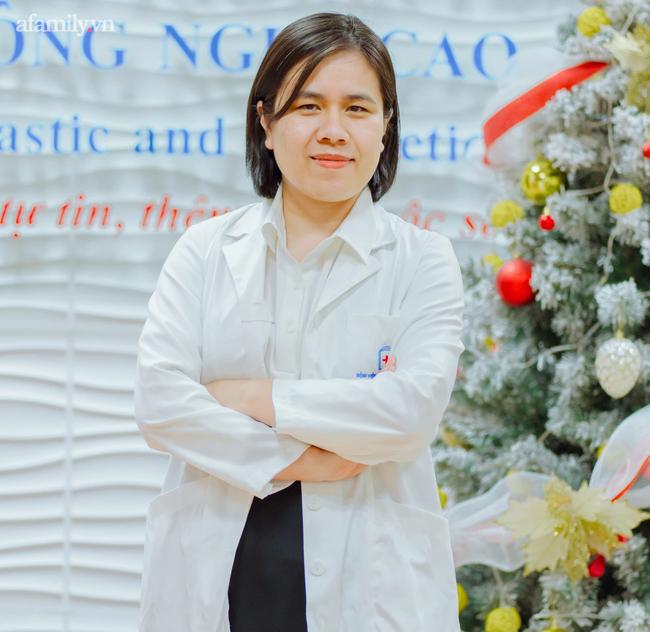 TS.BS Phạm Thị Việt Dung: Phẫu thuật tạo hình thẩm mỹ không đơn giản là nâng mũi, nâng ngực, cắt mí... - Ảnh 10.