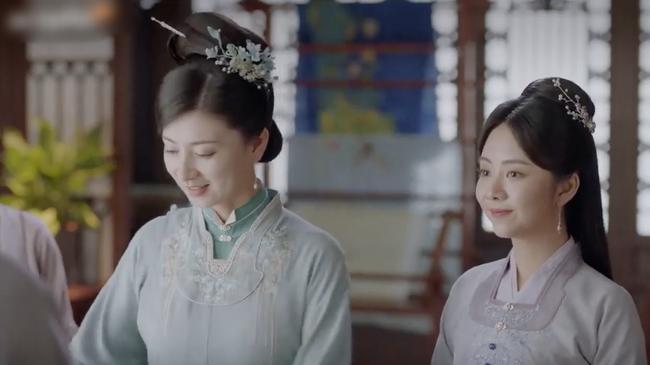 Cẩm tâm tựa ngọc: Nam phụ yêu thầm Đàm Tùng Vận lại xuất hiện, Chung Hán Lương biết chắc ghen mờ mắt!