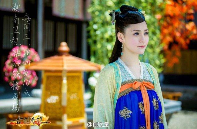 Chung Hân Đồng vai Tốn Phương.
