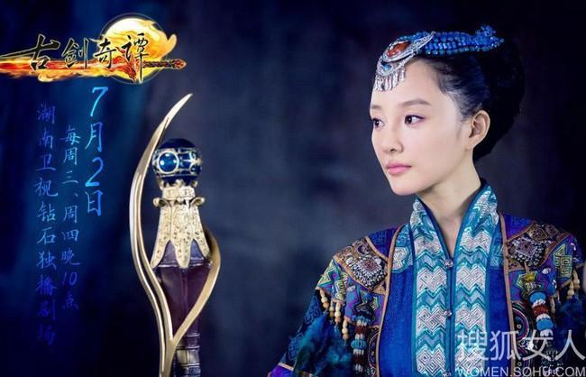 Lý Tiểu Lộ vai Hàn Hưu Ninh.