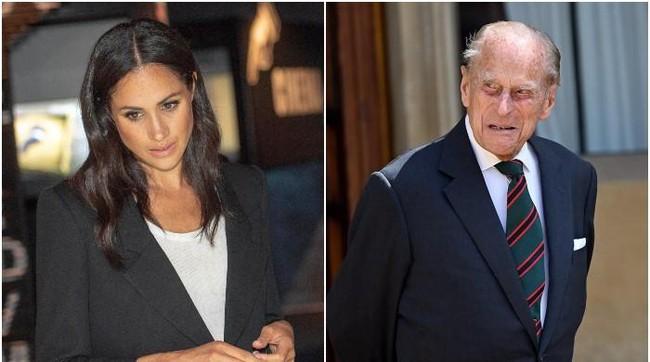 Truyền thông Anh đưa tin Meghan Markle sẽ không quay về hoàng gia dự tang lễ Hoàng tế Philip gây ra nhiều tranh cãi - Ảnh 1.