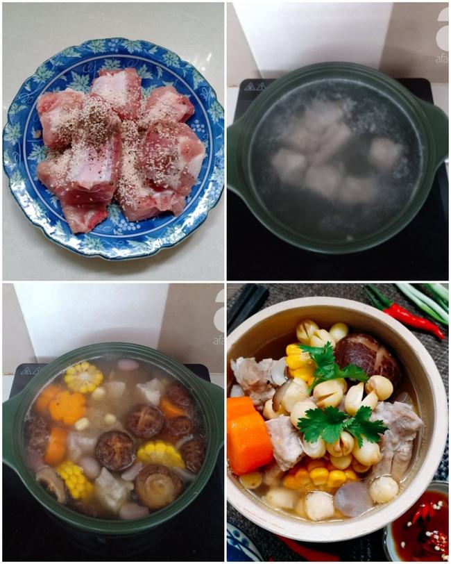 5 món canh giúp ấm bụng, vừa đơn giản lại bổ dưỡng, ngon không cưỡng lại được - Ảnh 2.