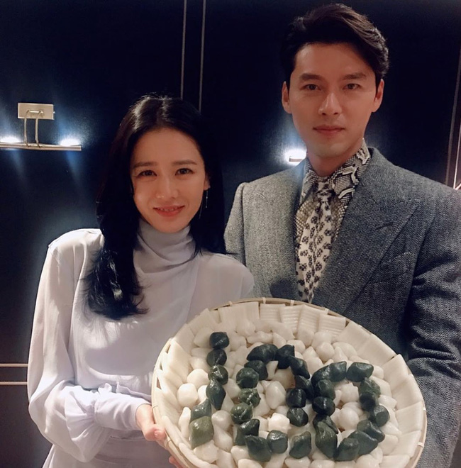 Lộ bằng chứng Son Ye Jin đưa Hyun Bin ra mắt hội chị em thân, còn gọi bạn trai cực đáng yêu - Ảnh 5.