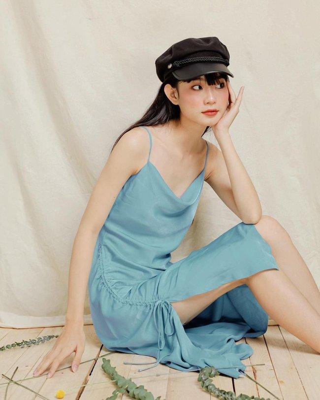 """12 mẫu váy hai dây diện đẹp từ đi chơi đến đi biển, nhìn giá chỉ từ 240k mà muốn """"rinh"""" hết về nhà - Ảnh 17."""