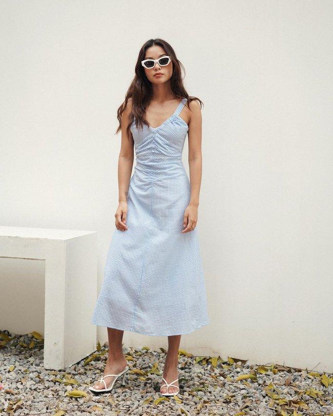 """12 mẫu váy hai dây diện đẹp từ đi chơi đến đi biển, nhìn giá chỉ từ 240k mà muốn """"rinh"""" hết về nhà - Ảnh 7."""
