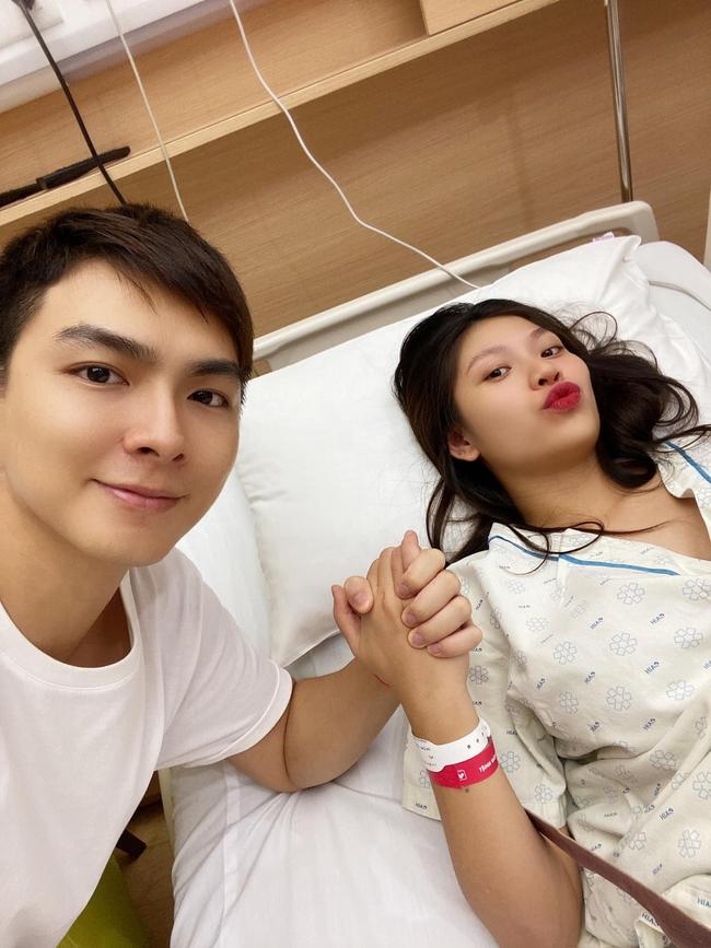 Chúng Huyền Thanh - Jay Quân vừa chào đón con trai thứ 2 nặng 3,7kg, diện mạo bé cũng được hé lộ - Ảnh 1.