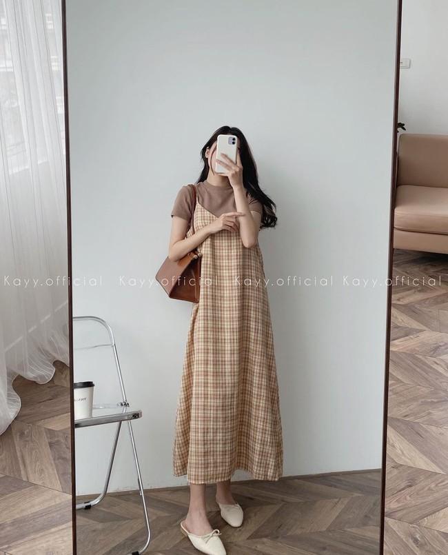 """12 mẫu váy hai dây diện đẹp từ đi chơi đến đi biển, nhìn giá chỉ từ 240k mà muốn """"rinh"""" hết về nhà - Ảnh 3."""