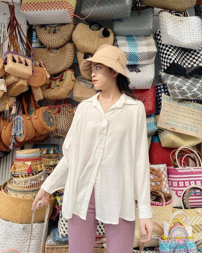 """""""Điên nữ"""" Seo Ye Ji chỉ diện sơ mi trắng basic mà vẫn sang chảnh ngút ngàn, chị em muốn lên đời style thì nên tham khảo - Ảnh 7."""